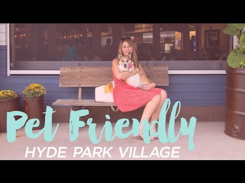 Pet Friendly Hyde Park Village
