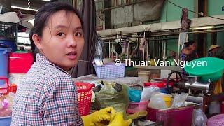 Vietnam || Ba Queo Market || Saigon City