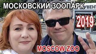 Московский зоопарк (Moscow Zoo) 2019