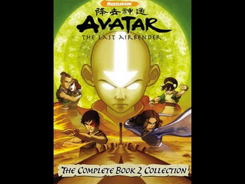 Avatar The Last Airbender Book 2 Earth