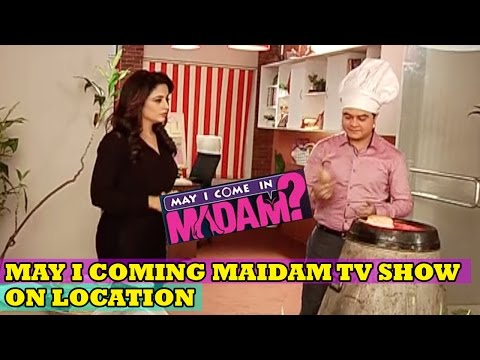 May I Come In Madam: Sajan Learns Cooking For Boss Sanjana | Sapna Sikarwar Interview thumbnail