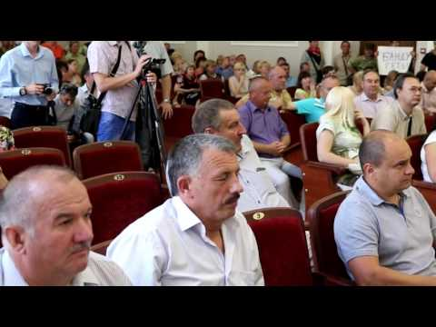 Бахмут IN.UA -  В Бахмуте требуют отставки городского головы