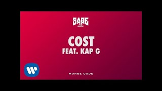 Video Sage The Gemini - Cost feat. Kap G [Official Audio] download MP3, 3GP, MP4, WEBM, AVI, FLV Juli 2018