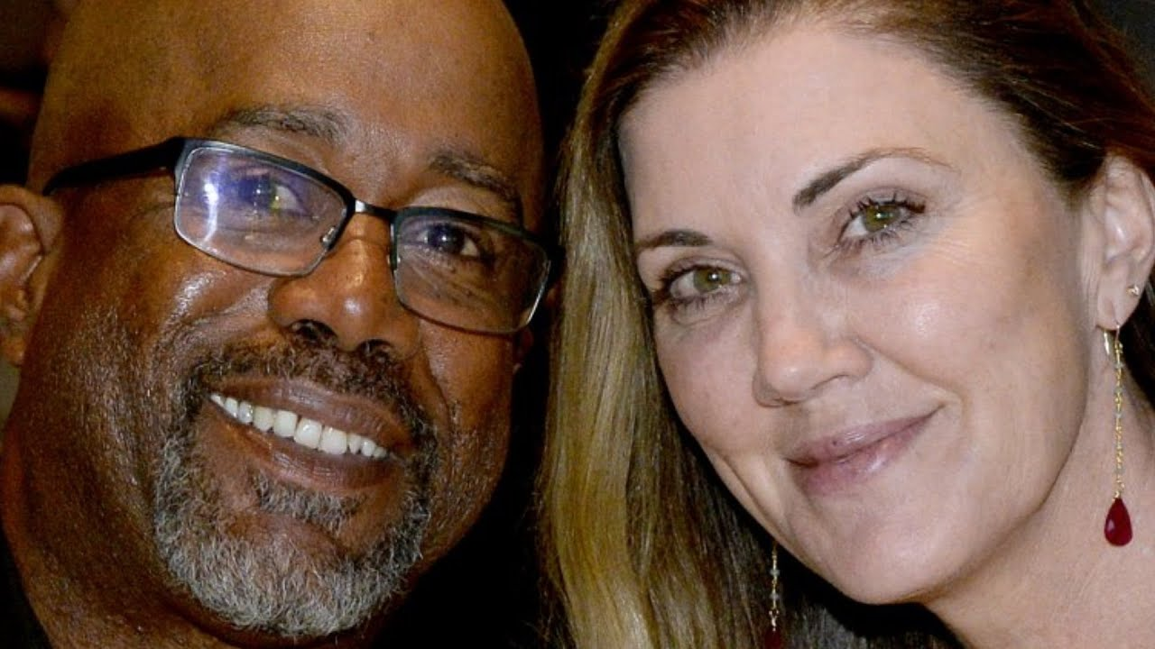 Why Darius Rucker Is Splitting From His Wife Of 20 Years