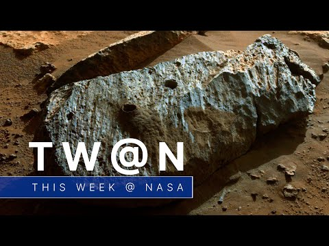 An Historic Milestone for Perseverance on This Week @NASA  September 10, 2021