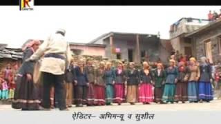 मुखे आया मिलदी त्यूनी रे Jaunsari Song