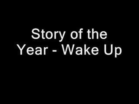 Story of the Year - Wake Up *New Song!!!*