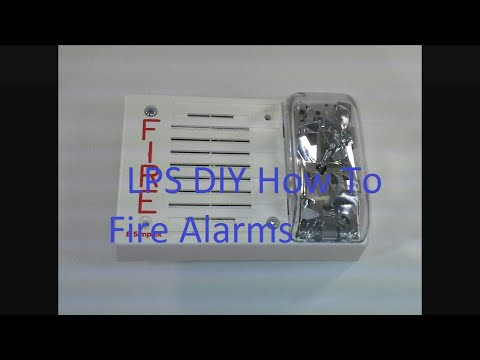 LPS DIY How To: Fire Alarms (LPS Do it yourself)