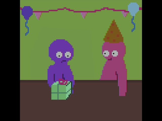 """Tux and Fanny - Episode 12 """"Birthday Presence"""""""