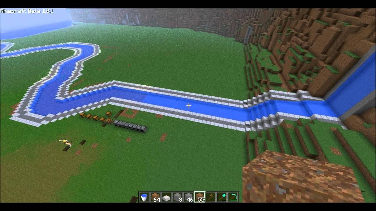 Construction d 39 une ville de a z episode 1 youtube - Video de minecraft construction d une ville ...