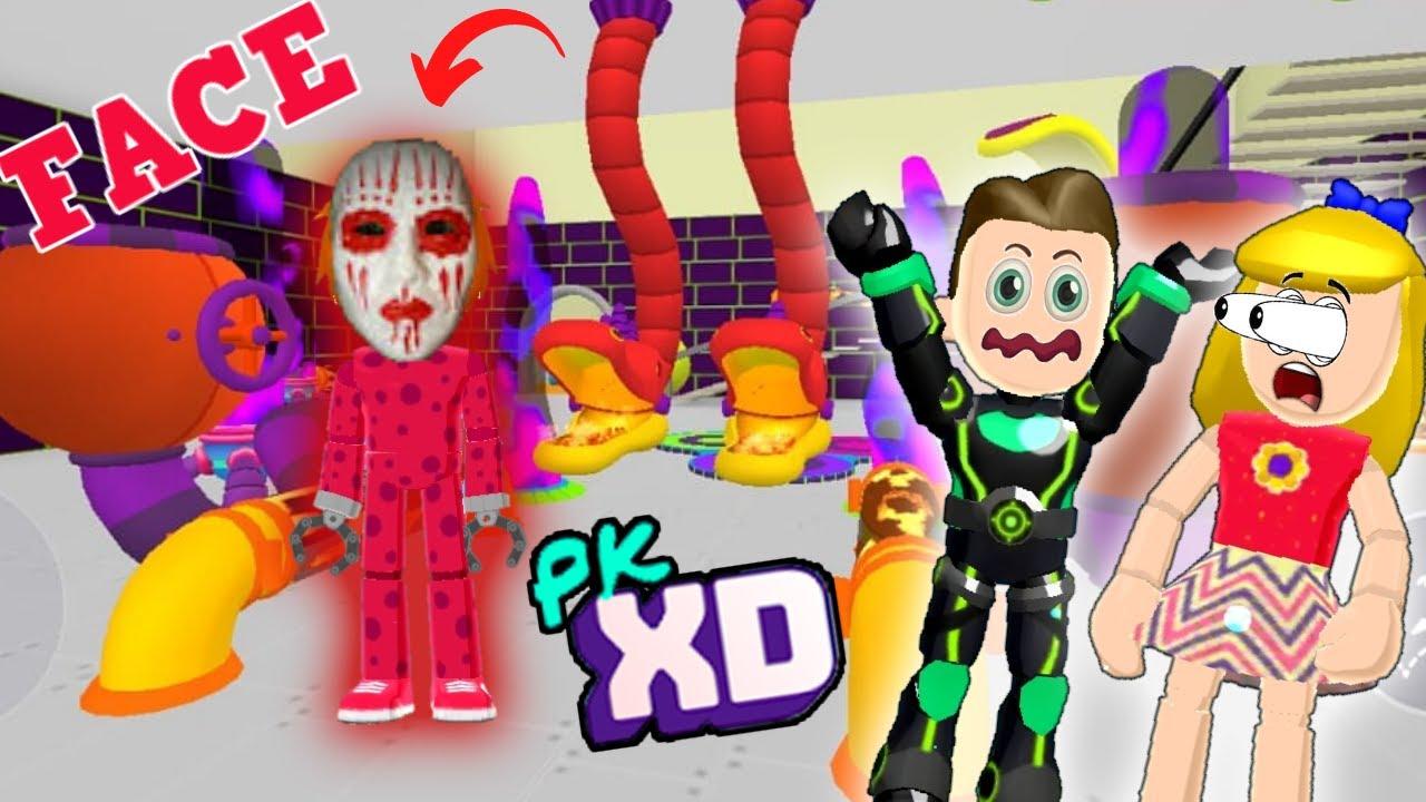 INVADIMOS A NOVA CASA DO FACE NO PK XD