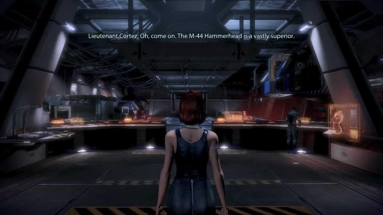 Mass Effect 3 Vehicles: Mako Vs Hammerhead