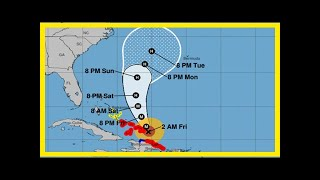 Breaking News | Hurricane maria live: 2am update from the national hurricane center – noaa latest p