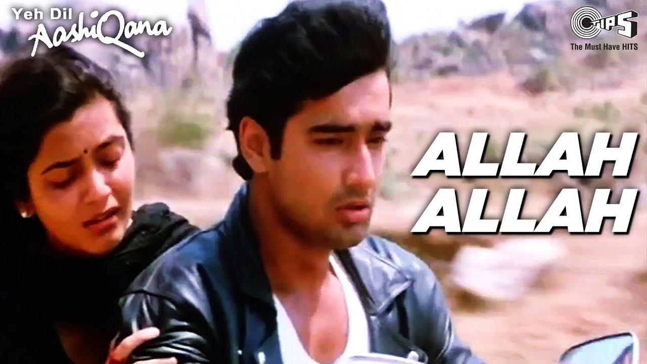 Allah Allah Tarif Teri Song | Yeh Dil Aashqiana | Karan N, Jividha | Sonu N, Alka Y | Sabri Brothers
