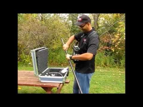 How to unpack and assemble your new GSM-19T Proton Precession Magnetometer