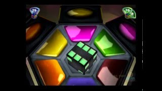 Trivial Pursuit Unhinged PS2 Multiplayer Gameplay (Atari) Playstation 2 [Unhinged Mode]