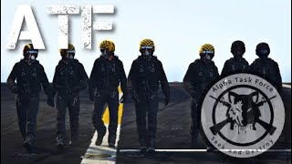 GTA V MILITARY CREW | ATFO | BORN FOR THIS