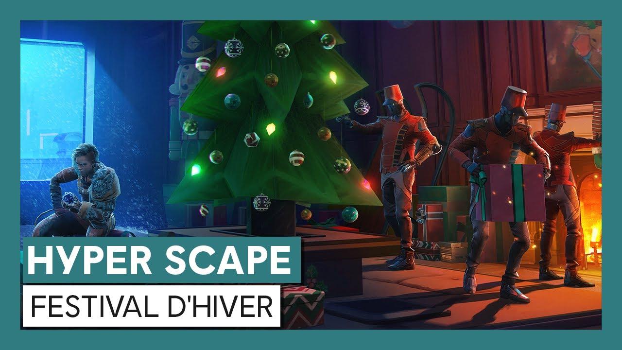 Hyper Scape: Trailer du Festival d'hiver