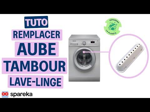comment-remplacer-l'aube-de-tambour-de-votre-lave-linge-?