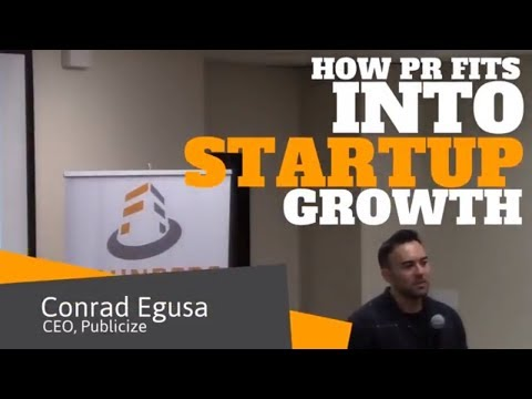 How PR Fits Into Startup Growth