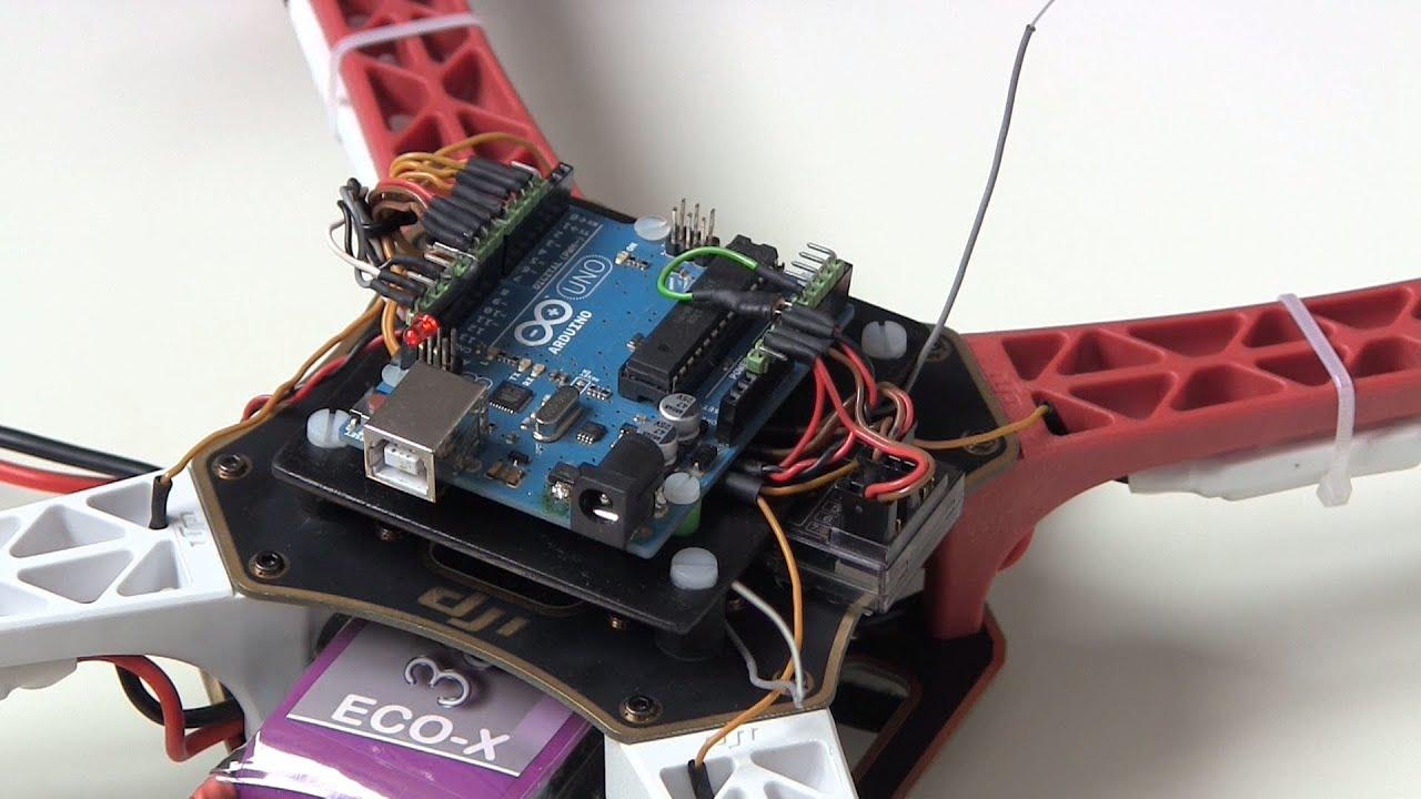 dji phantom quadcopter wiring diagram [ 1280 x 720 Pixel ]