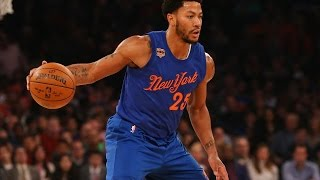 Derrick rose 2016-2017 nba season highlights - worth the max?