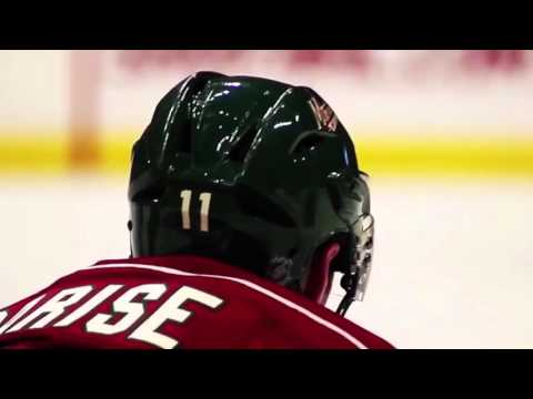 "Minnesota Wild ""pump up"""