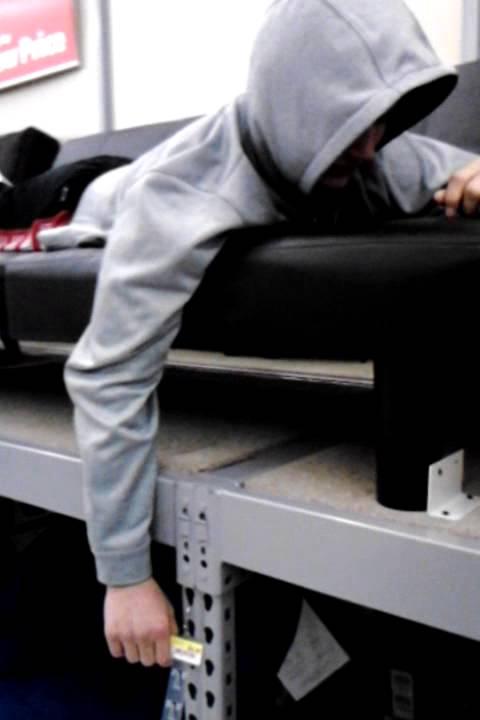 walmart couch sleeper - Walmart Couch Sleeper - YouTube