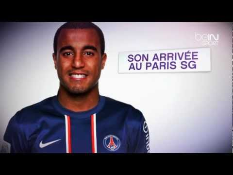 """Lucas Moura : """"Le Paris Saint-Germain est un grand club"""""""