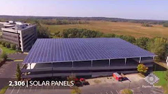 601 Edgewater Drive - Solar Canopy