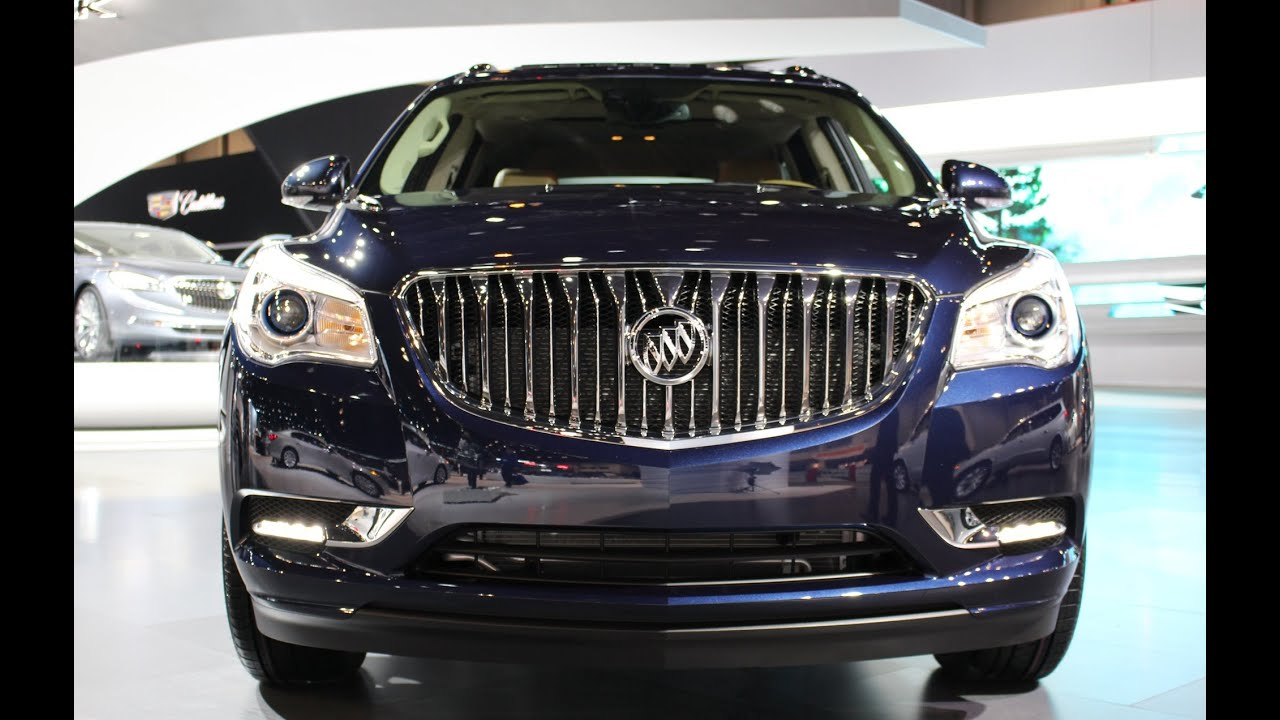 2017 Buick Enclave Tuscan AWD Luxury SUV