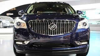 2017 Buick Enclave Tuscan AWD Luxury SUV | Review