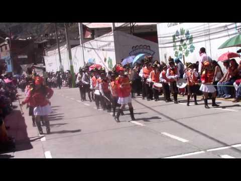 """""""DESFILE CIVICO ESCOLAR 2017"""" EN SAN MATEO DE HUANCHOR - HUAROCHIRI"""
