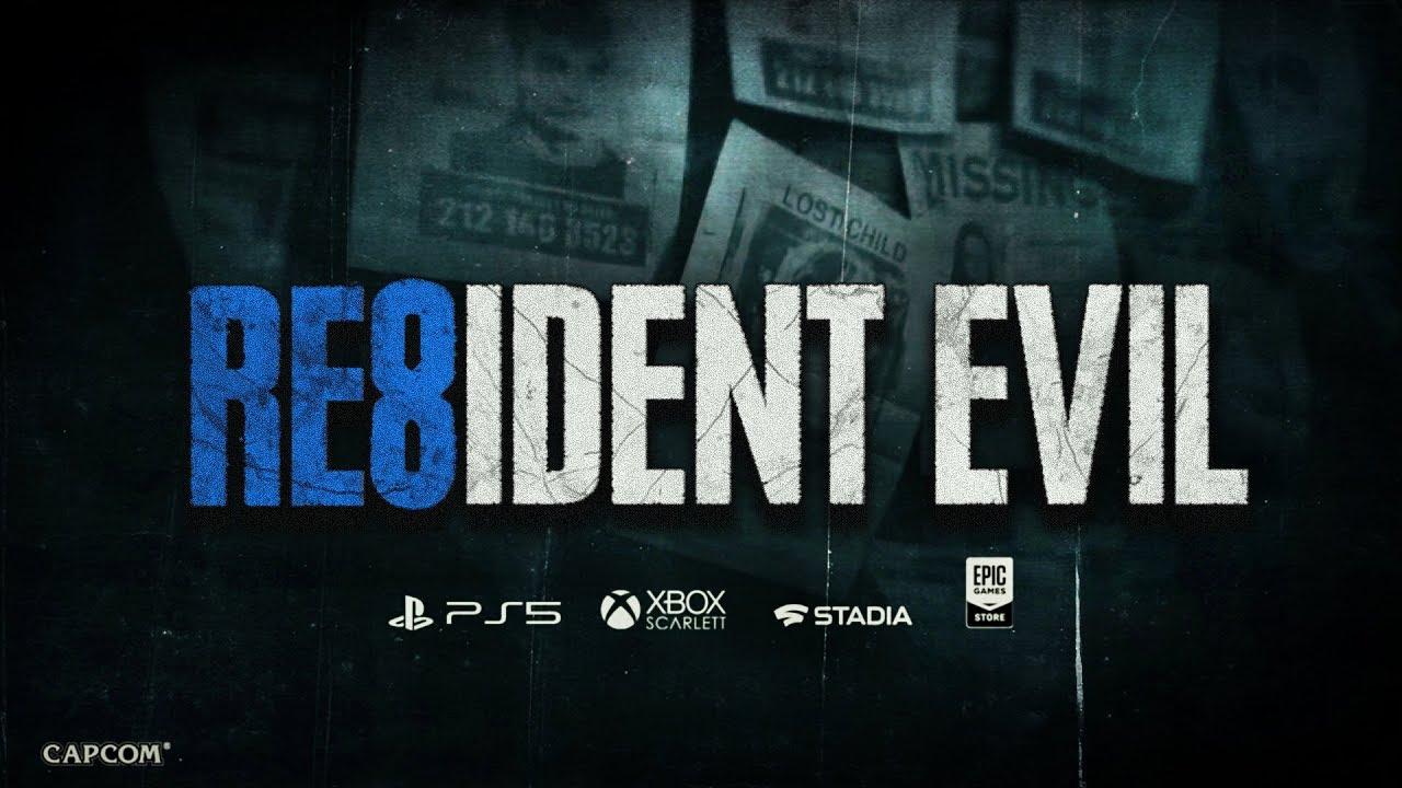 Resident Evil 8 Reveal Trailer Ps5 Stadia Xb Scarlett Pc