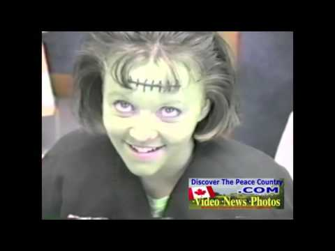 DHT 1990's - Daily Herald Tribune Grande Prairie Halloween FEATURE VIDEO