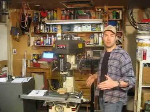 jet mini milling machine