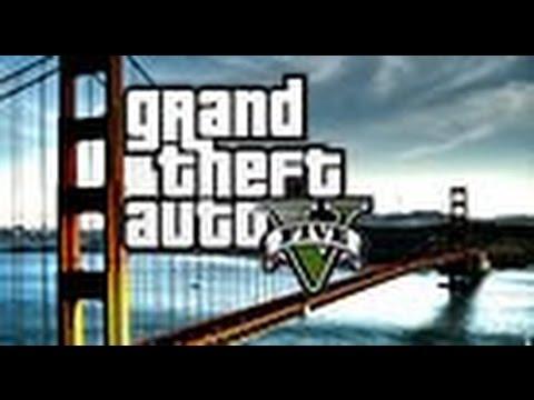 GTA 5 (2015) скачать через торрент
