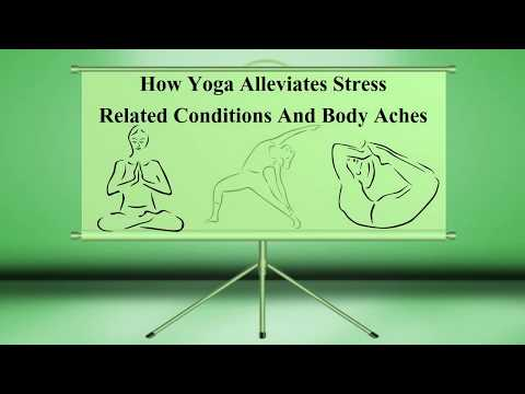 Which type of yoga is best for stress relief?