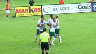 Gols de Rio Verde 3 X 3 VILA NOVA - Campeonato Goiano 2017