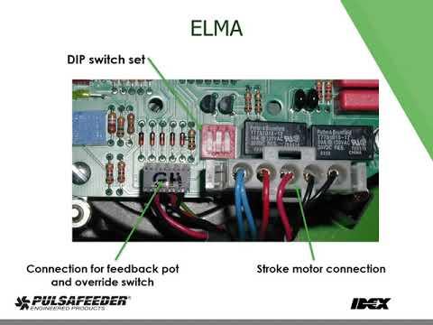 ELMA Calibration Setup