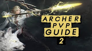 BDO - Archer guide 2! Advanced cancels, double Luthragon's, TAB cancels and duels!