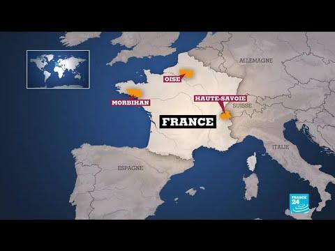 Coronavirus: Oise, Haute-Savoie, Morbihan... en France, l'épidémie se propage
