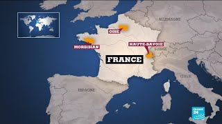 Coronavirus : Oise, Haute-savoie, Morbihan... En France, L'épidémie Se Propage