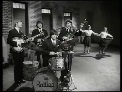 The Rattles  Betty Jean 1964
