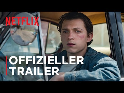"""The Devil All The Time"" mit Tom Holland und Robert Pattinson 