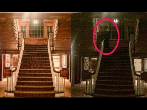 Ghost photobombs guest at hotel that inspired 'The Shining'