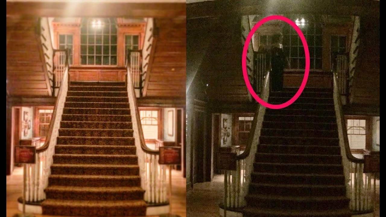 the haunted staircase