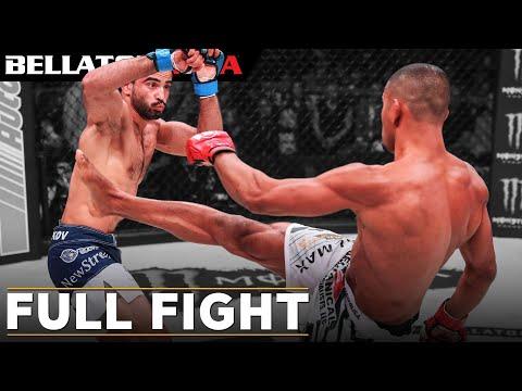 Full Fight | Douglas Lima vs. Andrey Koreshkov | Bellator 206