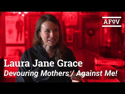 LAURA JANE GRACE - Interview 2019 | A Fistful Of Vinyl