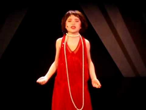 Sutton Foster look out! Lilla Crawford sings her heart out